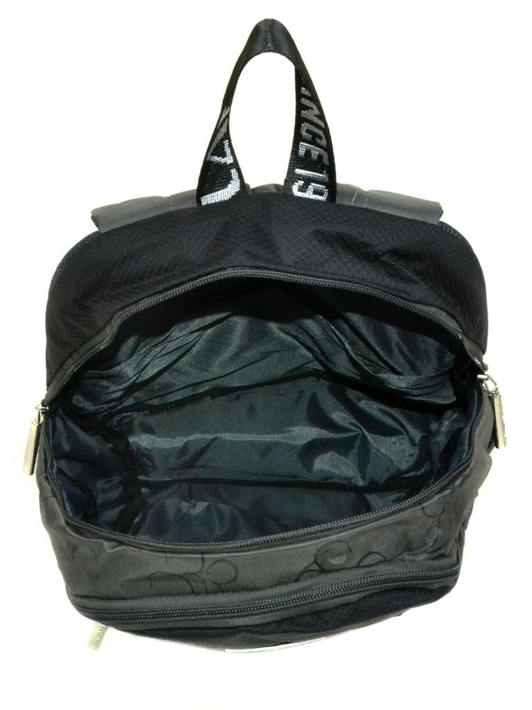 Рюкзак Городской текстиль Lanpad 3380-1 black - фото 4