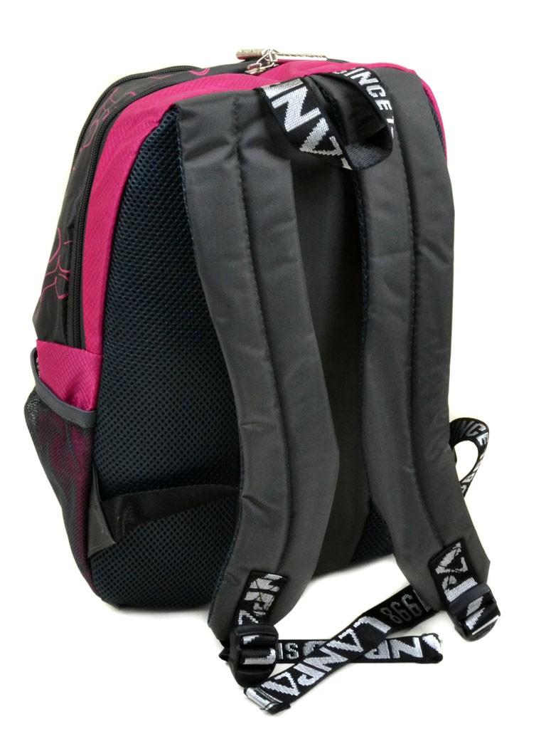 Рюкзак Городской текстиль Lanpad 3380-7 pink - фото 3