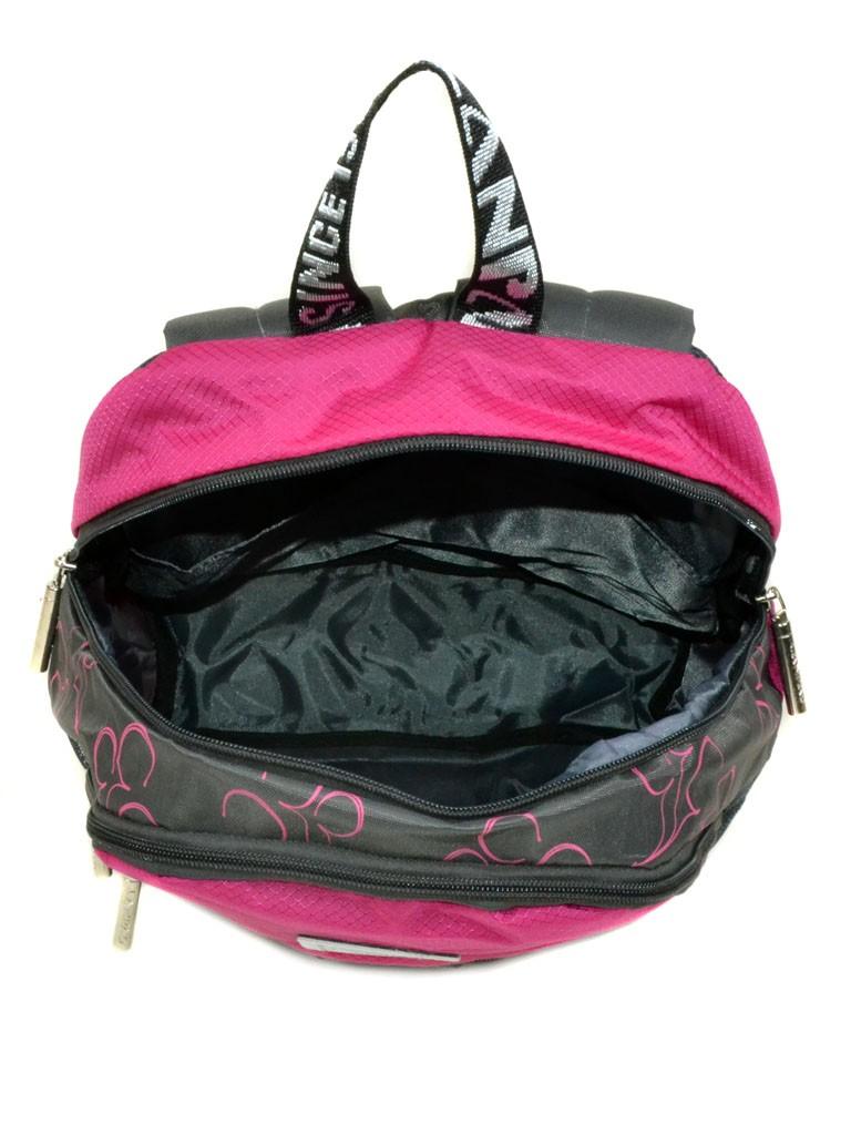 Рюкзак Городской текстиль Lanpad 3380-7 pink - фото 4