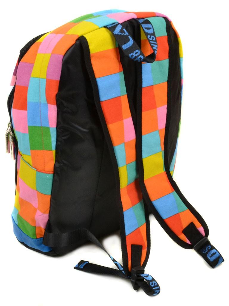 Рюкзак Городской текстиль Lanpad B1500-tis black - фото 3