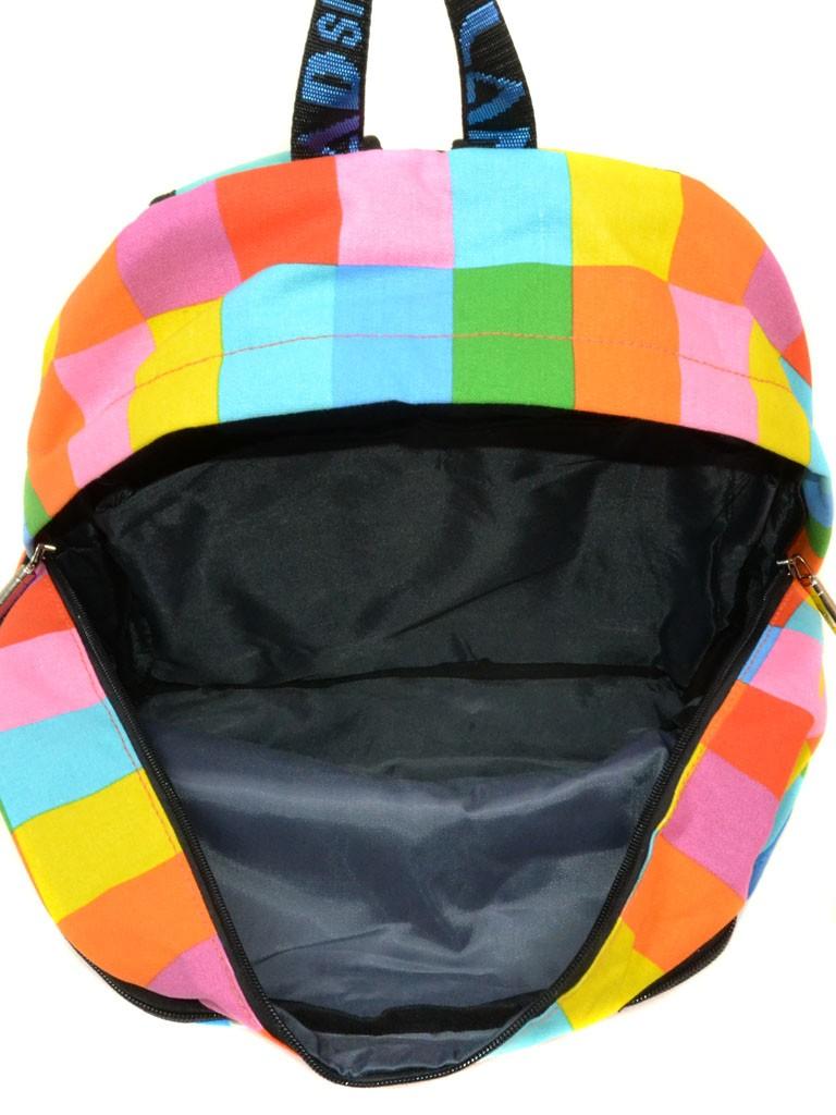 Рюкзак Городской текстиль Lanpad B1500-tis black - фото 4