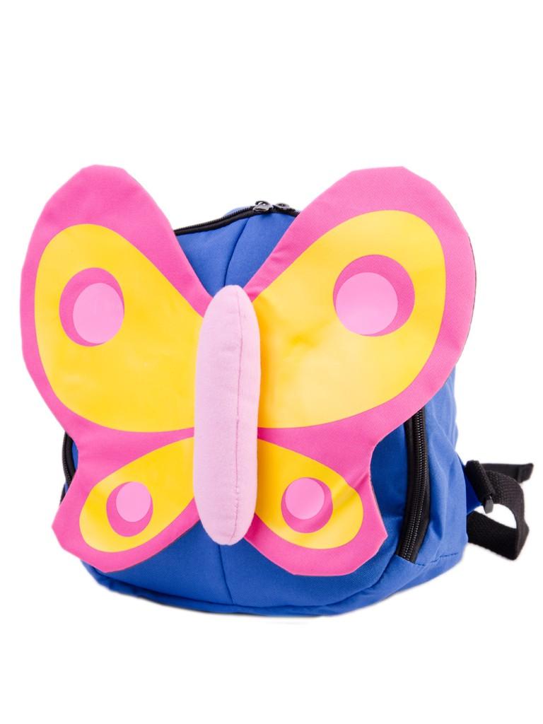 Рюкзак детский нейлон Wing Flying 2012 blue