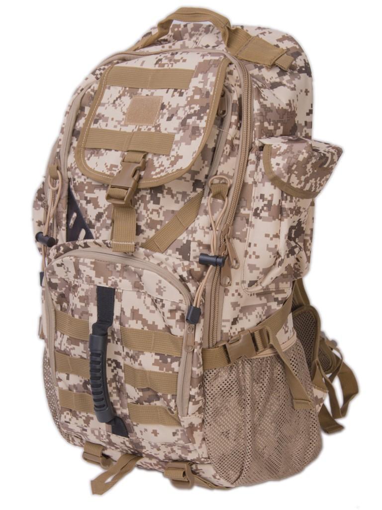 Рюкзак Туристический нейлон Innturt Large A1024-1 camouflage