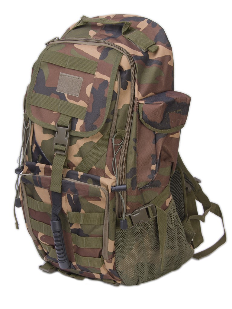 Рюкзак Туристический нейлон Innturt Large A1024-4 camouflage
