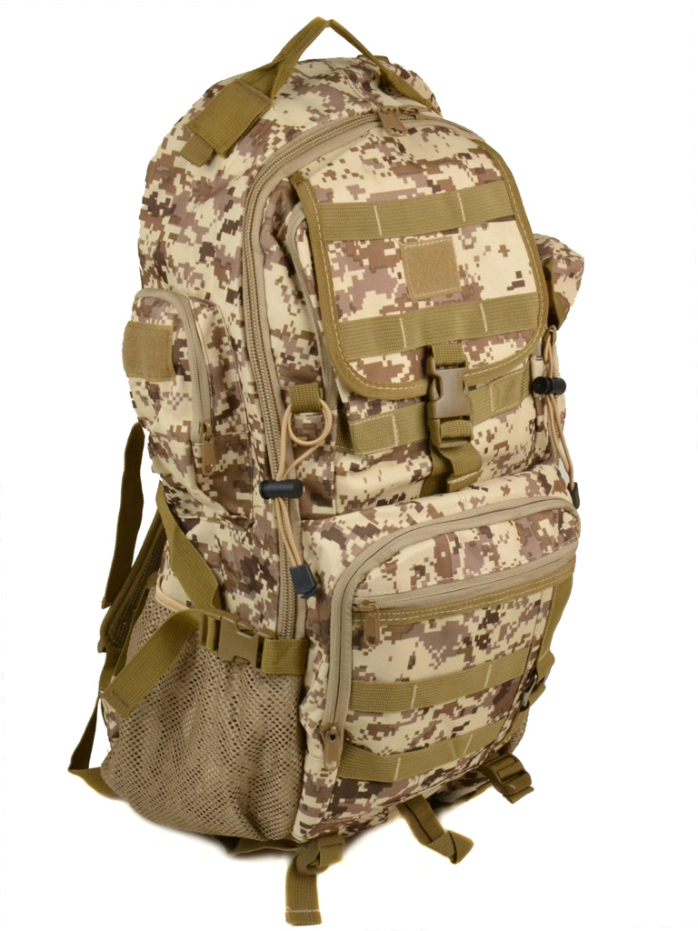 Рюкзак Туристический нейлон Innturt Large A1025-1 camouflage