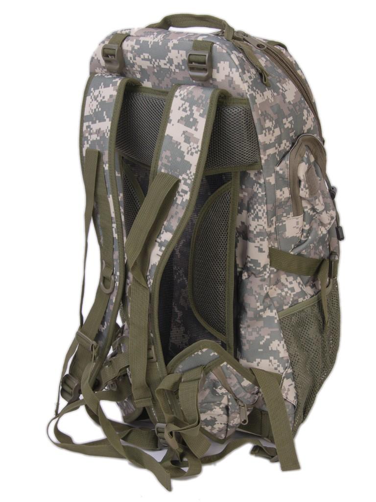 Рюкзак Туристический нейлон Innturt Large A1025-2 camouflage