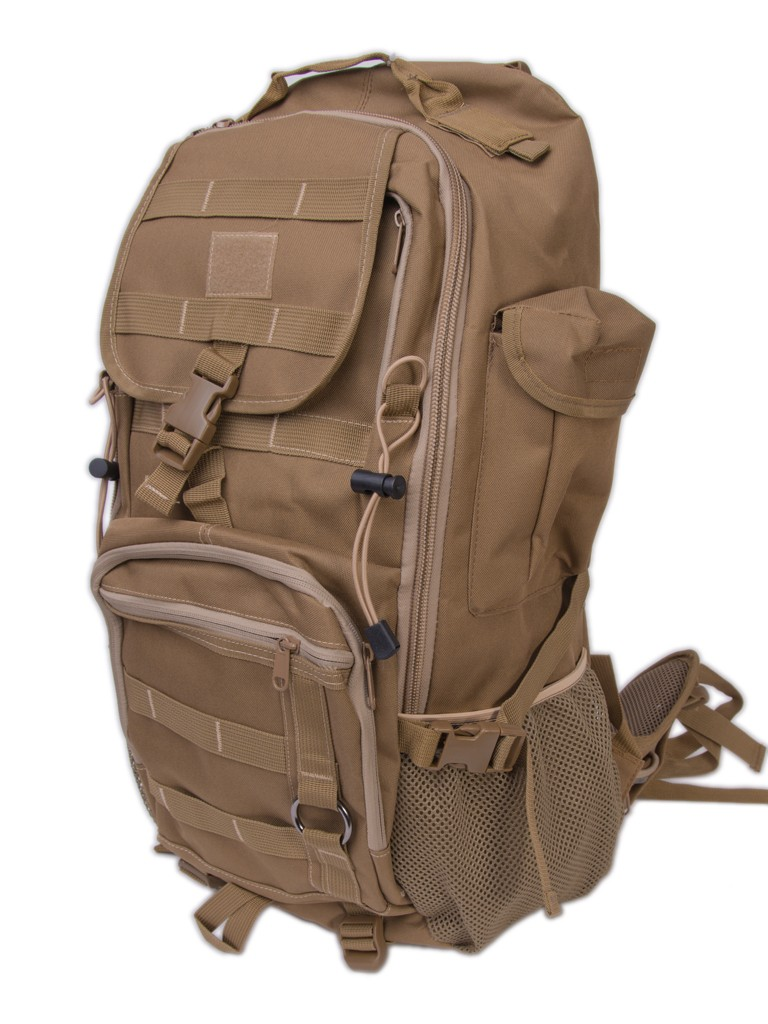 Рюкзак Туристический нейлон Innturt Large A1025-5 camouflage