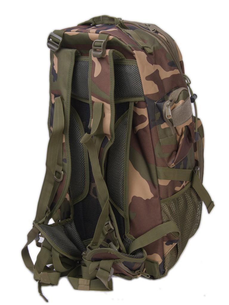 Рюкзак Туристический нейлон Innturt Middle A1018-4 camouflage - фото 3