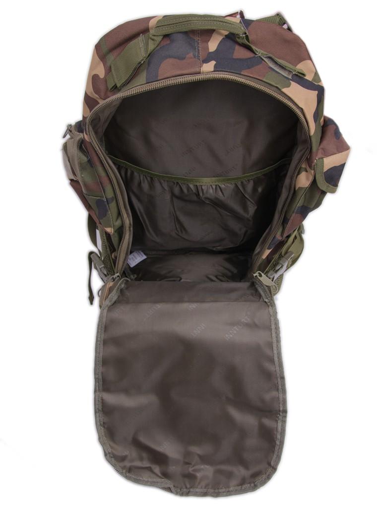Рюкзак Туристический нейлон Innturt Middle A1018-4 camouflage - фото 4