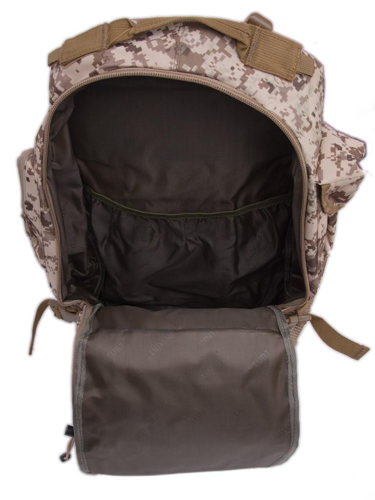 Рюкзак Туристический нейлон Innturt Middle A1023-1 camouflage