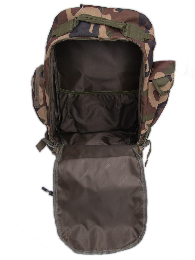 Рюкзак Туристический нейлон Innturt Middle A1023-4 camouflage - фото 4