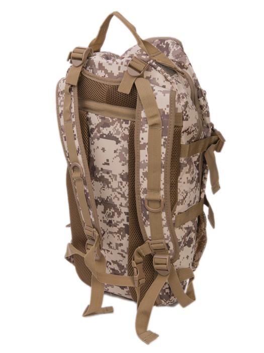 Рюкзак нейлон Innturt Small 020-1 camouflage - фото 3