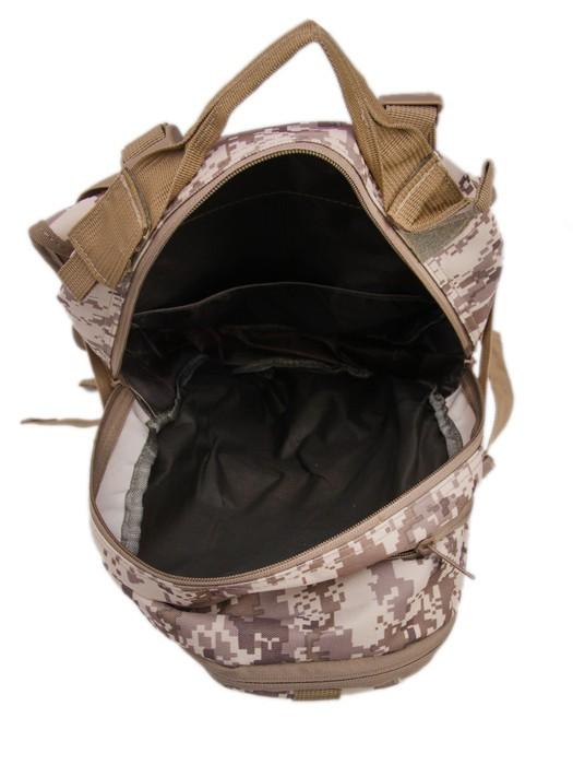 Рюкзак нейлон Innturt Small 020-1 camouflage - фото 4