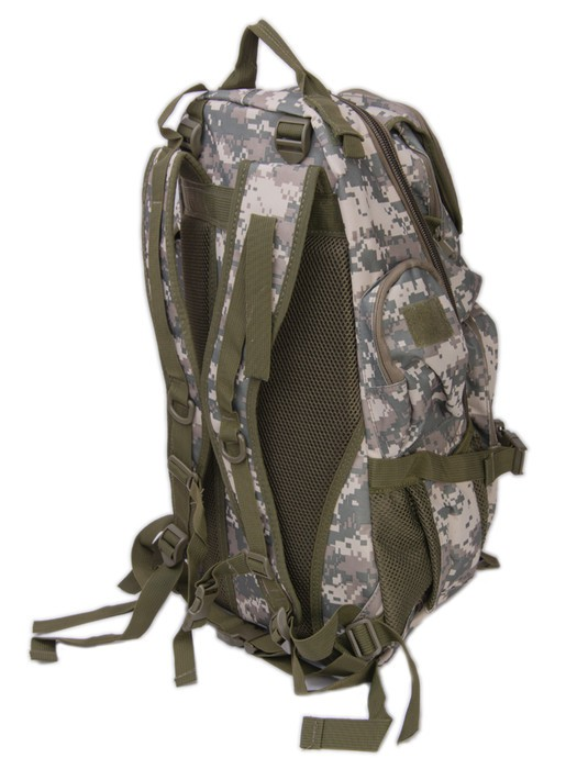 Рюкзак нейлон Innturt Small 020-2 camouflage - фото 3