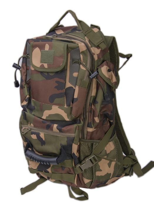 Рюкзак нейлон Innturt Small A1001-4 camouflage