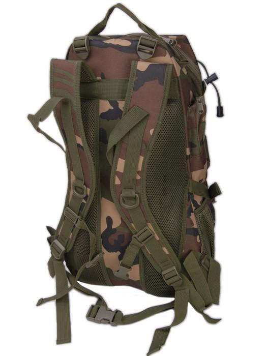 Рюкзак нейлон Innturt Small A1001-4 camouflage - фото 3