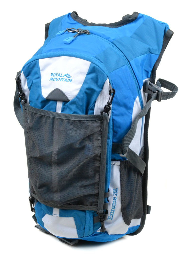 Рюкзак Туристический нейлон Royal Mountain 1457 blue