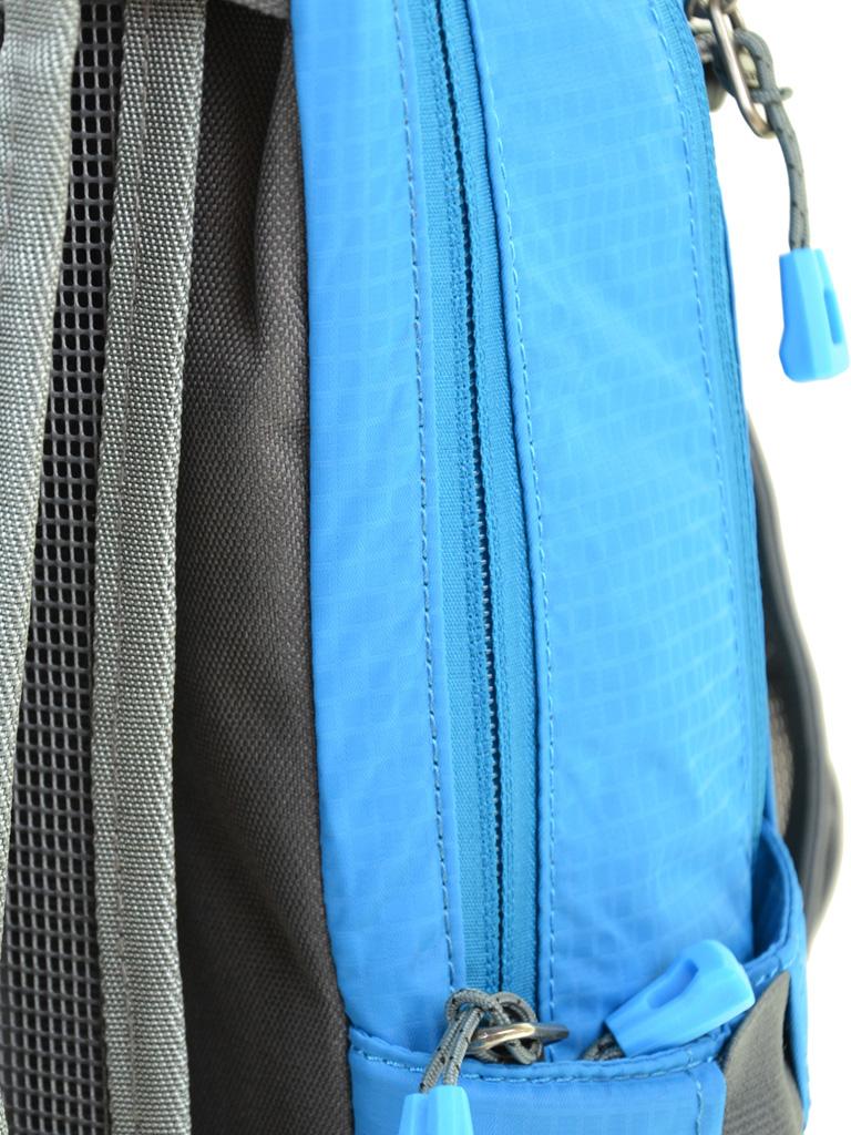 Рюкзак Туристический нейлон Royal Mountain 8328 blue - фото 3
