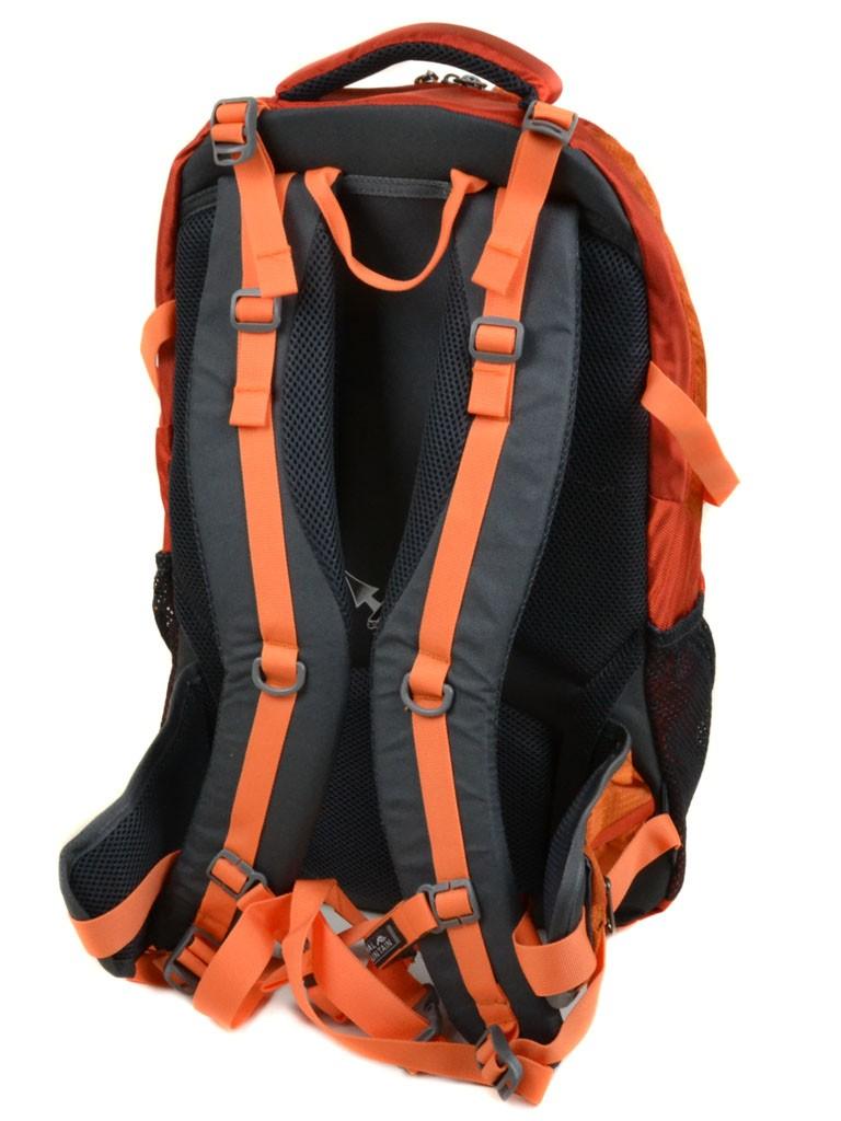 Рюкзак Туристический нейлон Royal Mountain 8431 orange - фото 3