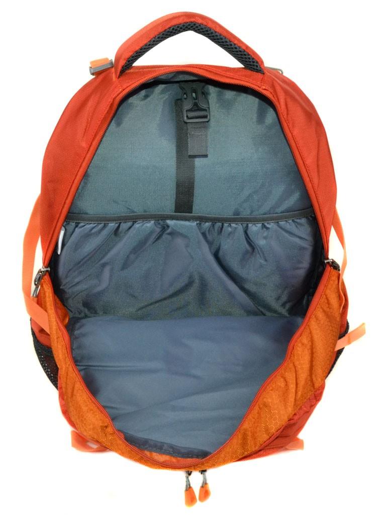 Рюкзак Туристический нейлон Royal Mountain 8431 orange - фото 4