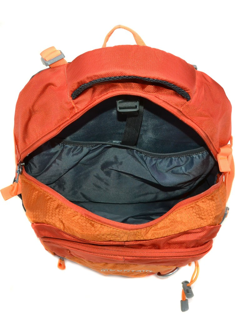 Рюкзак Туристический нейлон Royal Mountain 8461 orange - фото 4