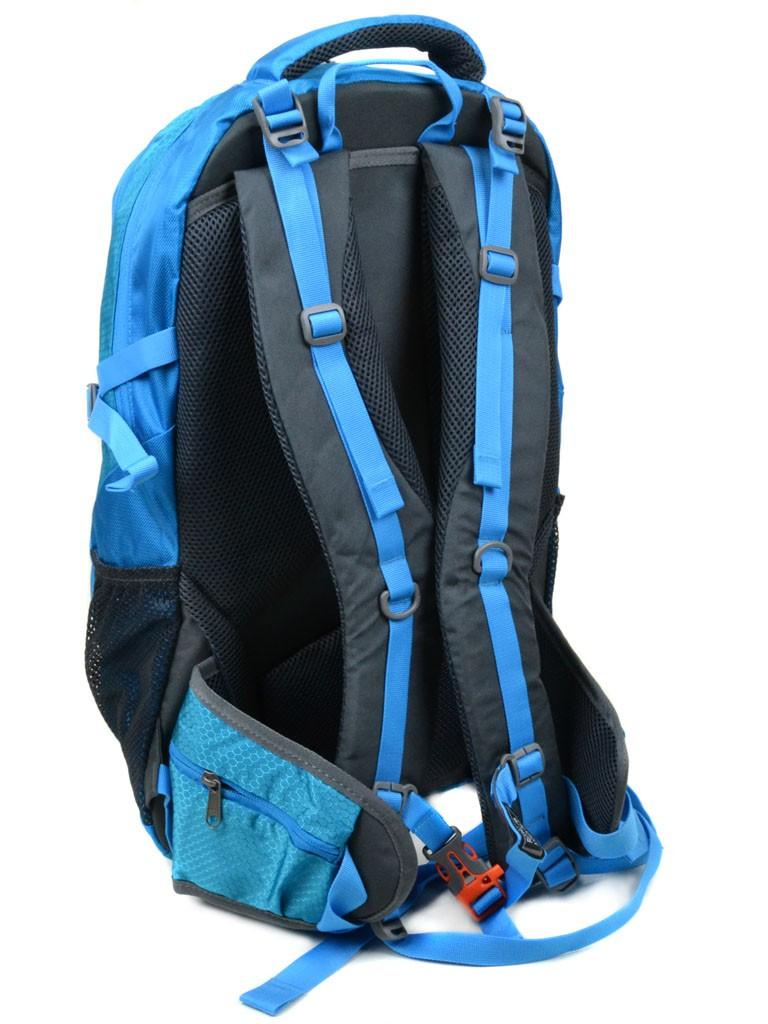 Рюкзак Туристический нейлон Royal Mountain 8462 l-blue - фото 3