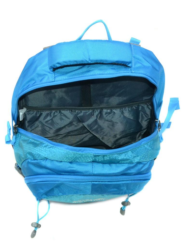 Рюкзак Туристический нейлон Royal Mountain 8462 l-blue - фото 4