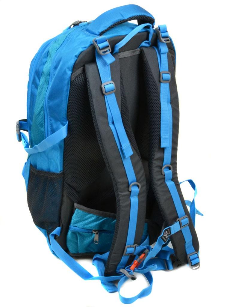 Рюкзак Туристический нейлон Royal Mountain 8463 l-blue - фото 3