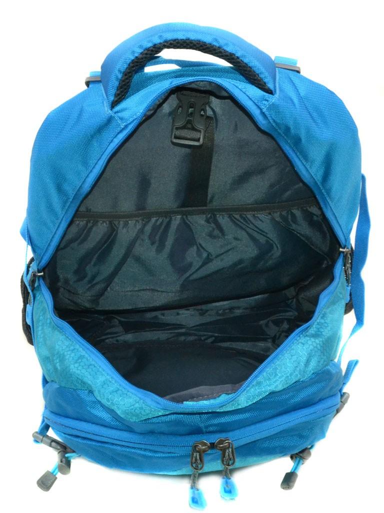 Рюкзак Туристический нейлон Royal Mountain 8463 l-blue - фото 4