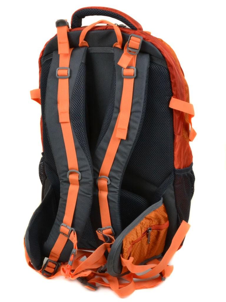 Рюкзак Туристический нейлон Royal Mountain 8463 orange - фото 3