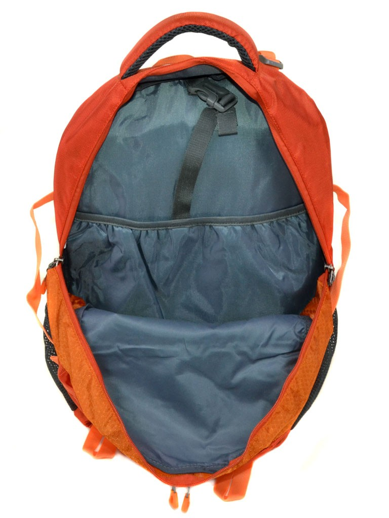 Рюкзак Туристический нейлон Royal Mountain 8463 orange - фото 4