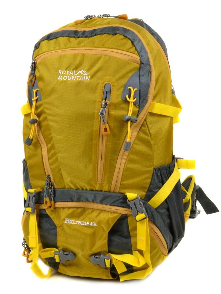 Рюкзак Туристический нейлон Power In Eavas 8421 yellow