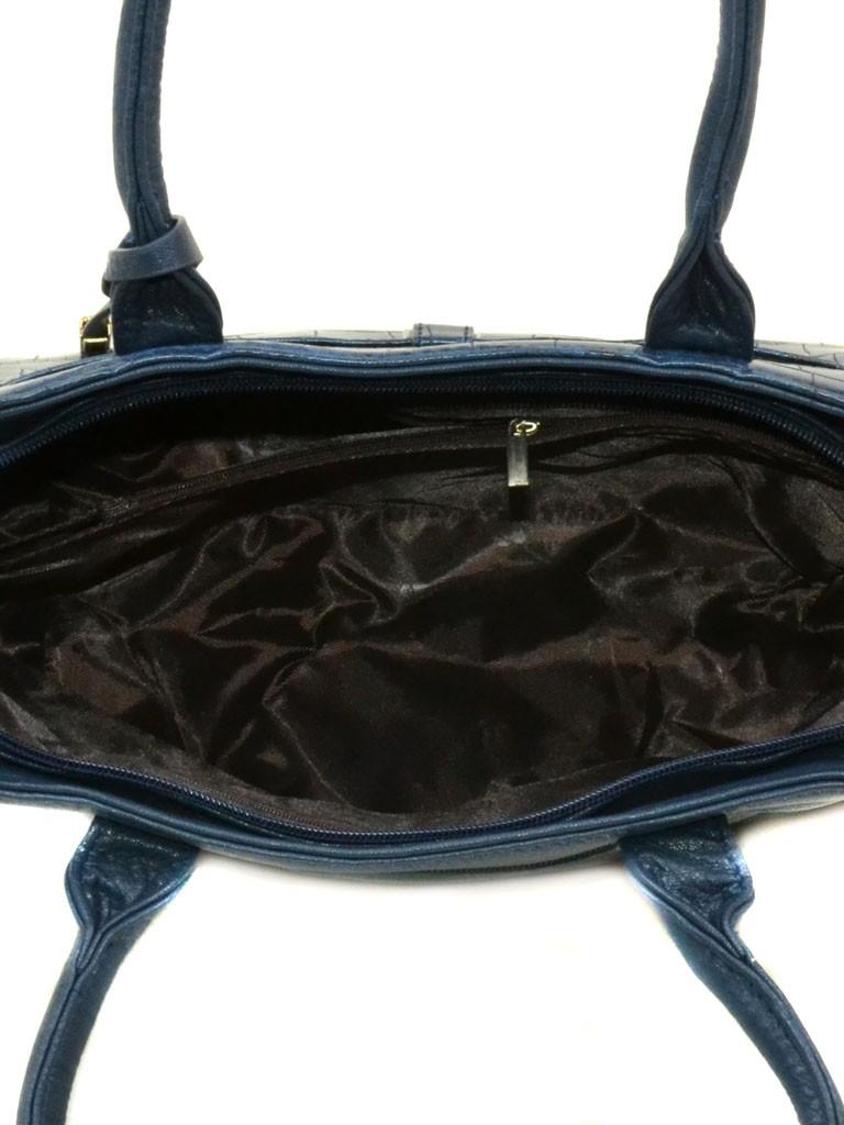 Сумка Женская Классическая иск-кожа 08-5 16218 blue