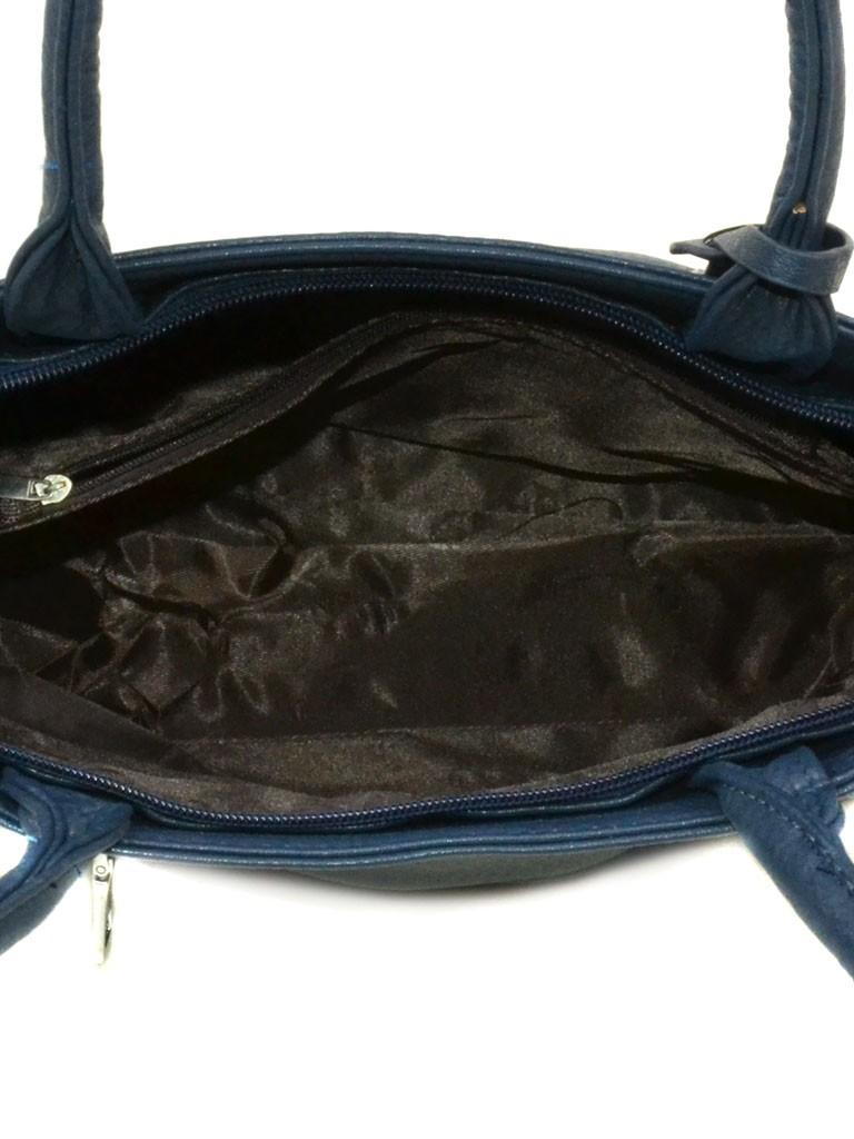 Сумка Женская Классическая иск-кожа 08-5 16223 blue