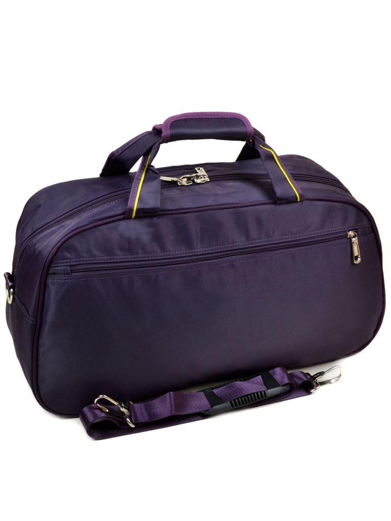 Дорожная Саквояж нейлон 22806 22 Big violet - фото 3