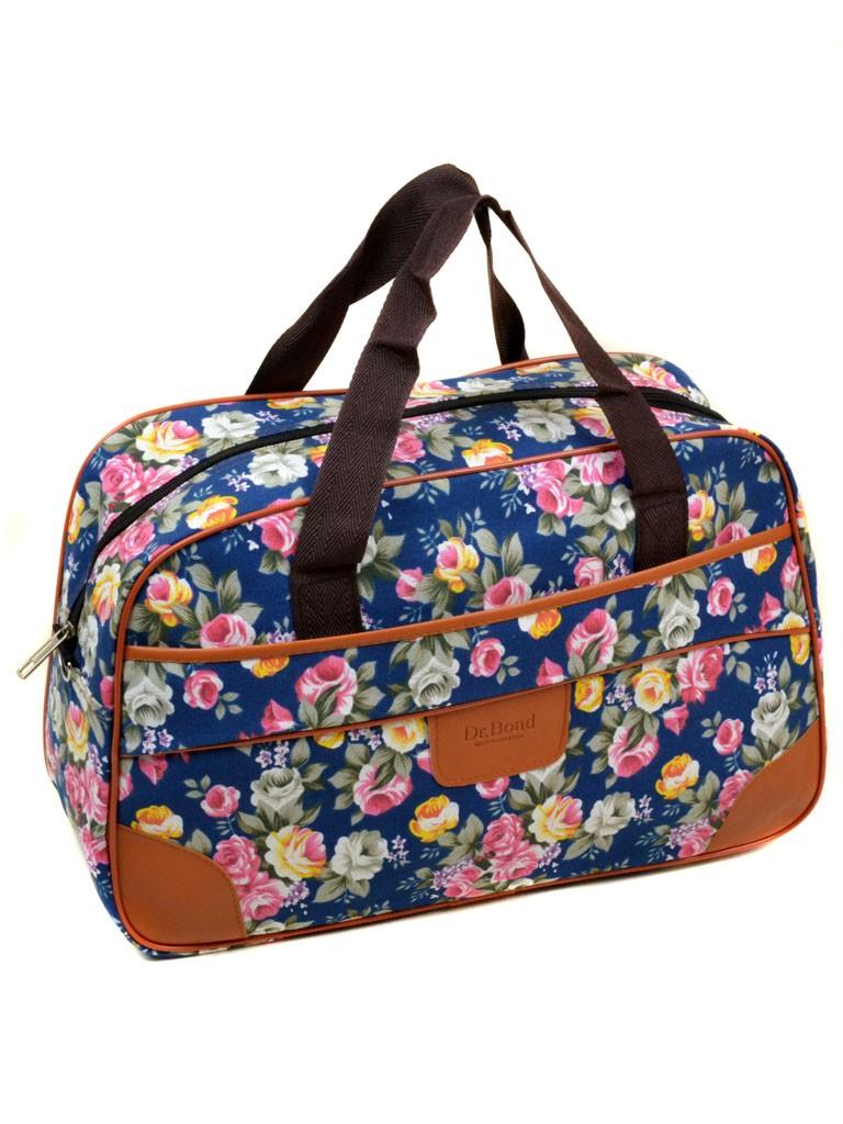 d7ca89d2575e Дорожная тканевая сумка