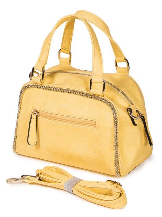 Сумка Женская Классическая иск-кожа Bretton A-166-1 yellow Скоро в продаже - фото 3
