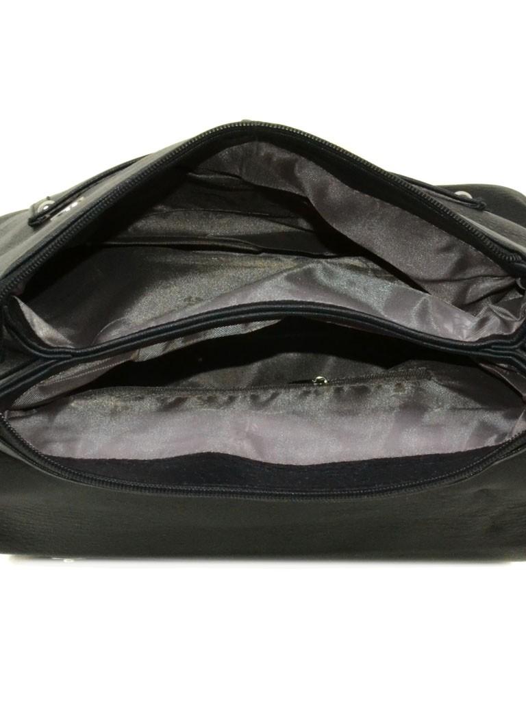 Сумка Женская Рюкзак иск-кожа 06-1 16207 black