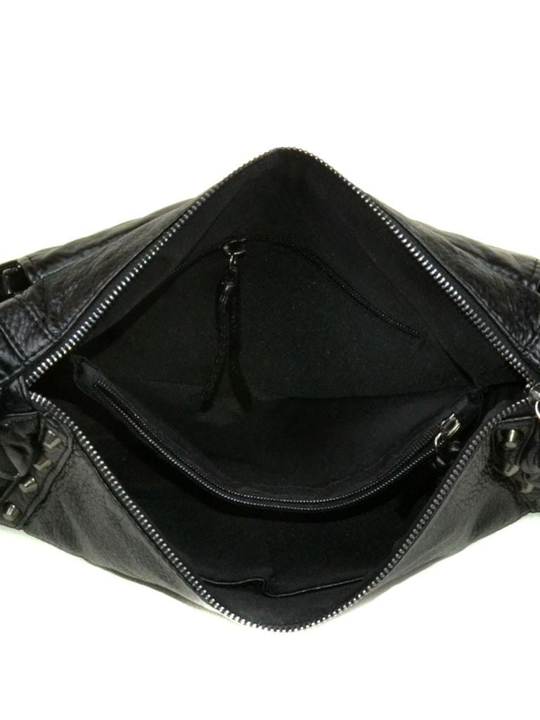 Сумка Женская Рюкзак иск-кожа 062 black