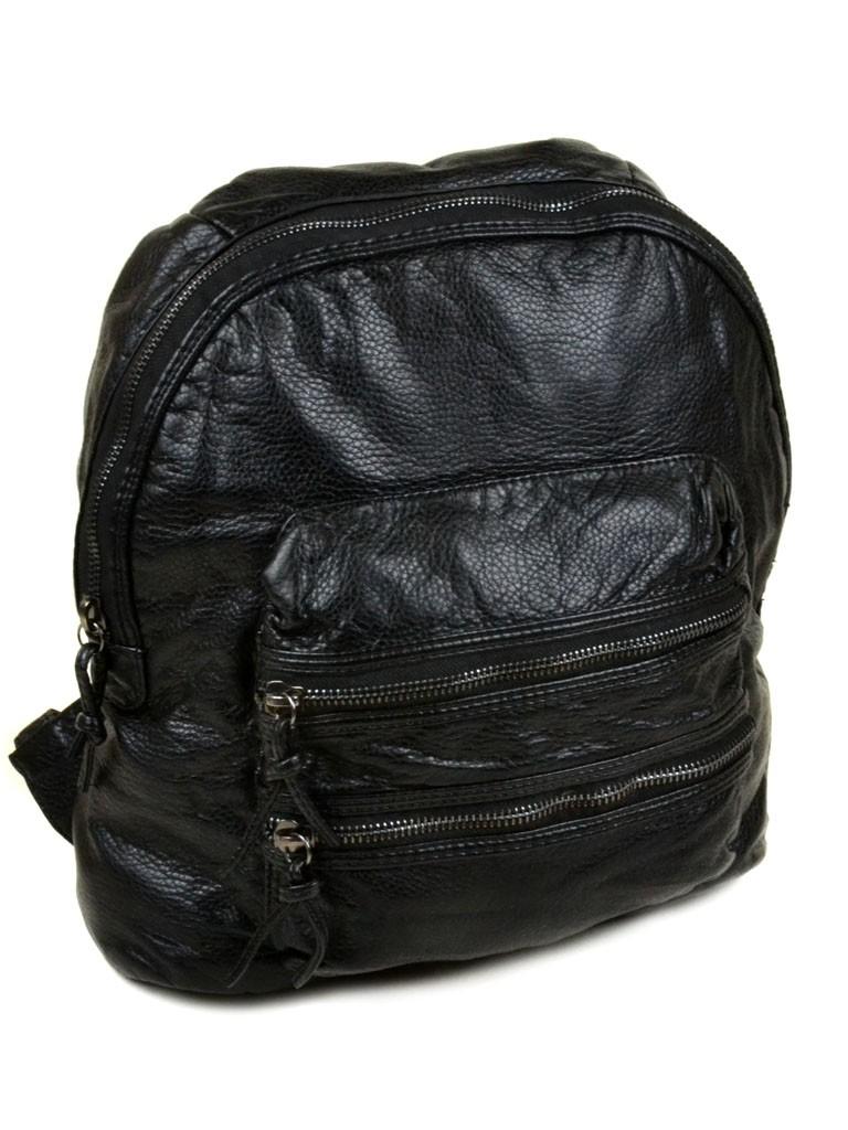 Сумка Женская Рюкзак иск-кожа 268 black