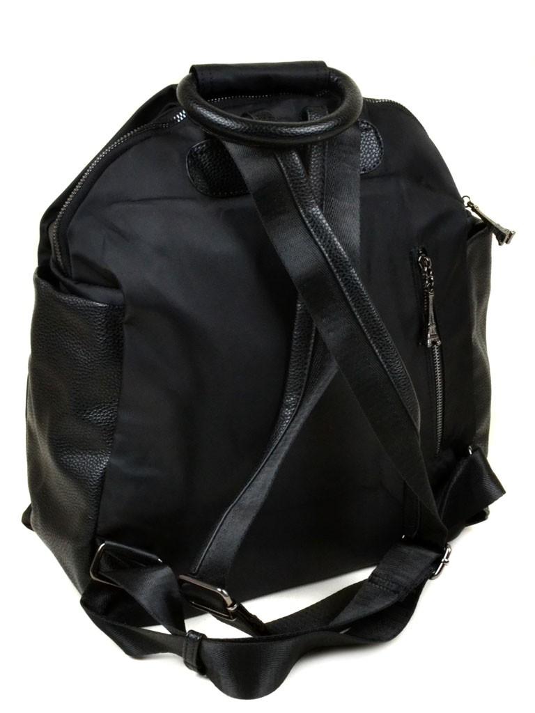 Сумка Женская Рюкзак нейлон D006 black