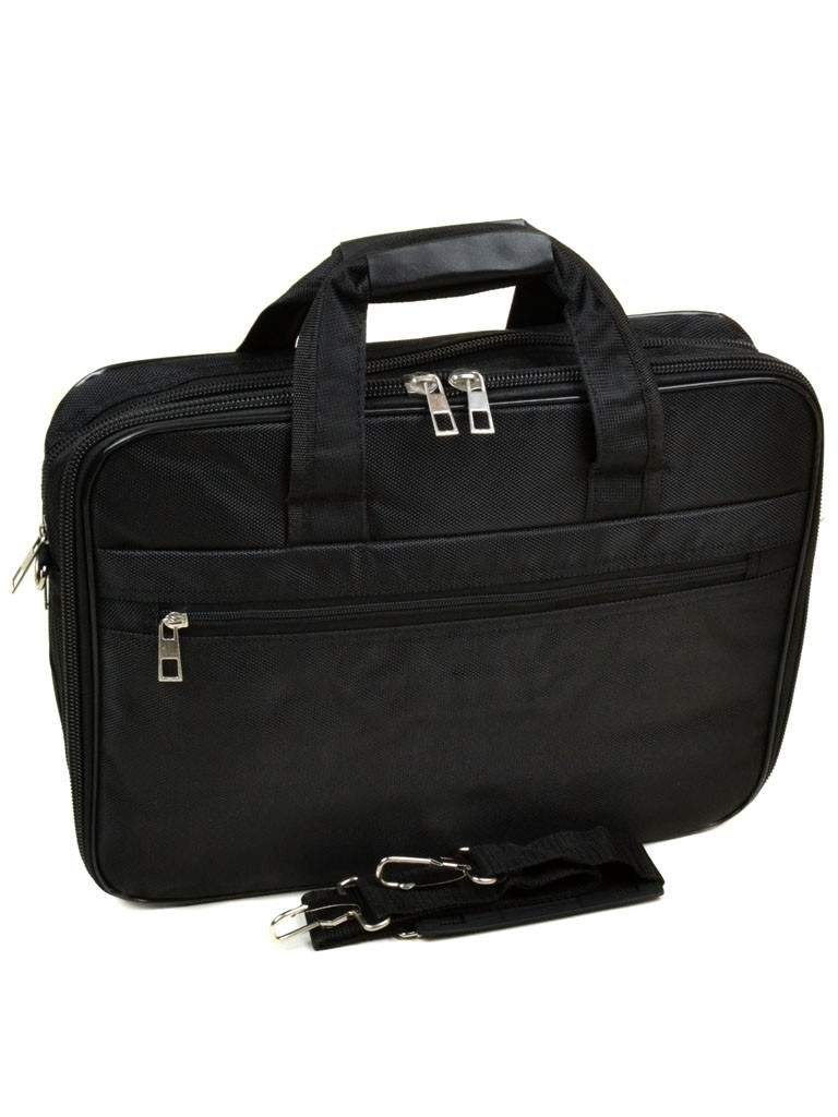 Сумка Мужская Для Ноутбука полиэстер dr.Bond 022 black