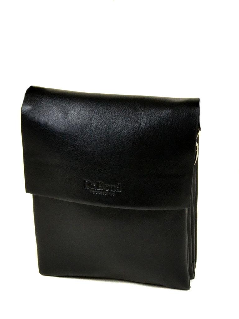 Сумка Мужская Планшет иск-кожа dr.Bond 6807-3 black