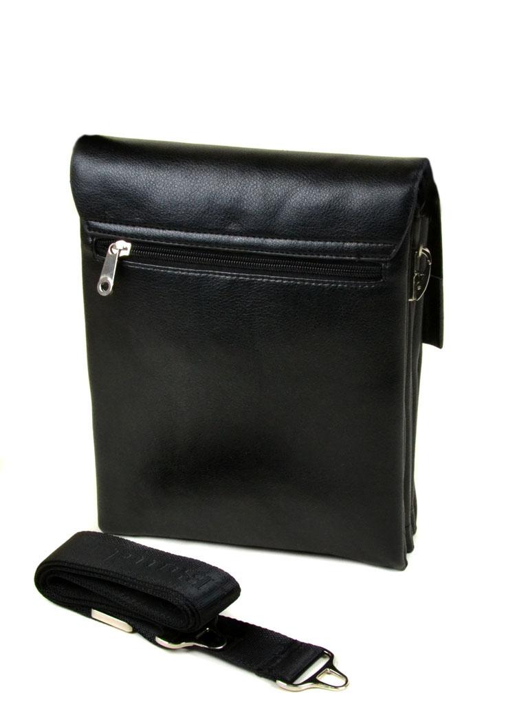 Сумка Мужская Планшет иск-кожа dr.Bond 6807-4 black