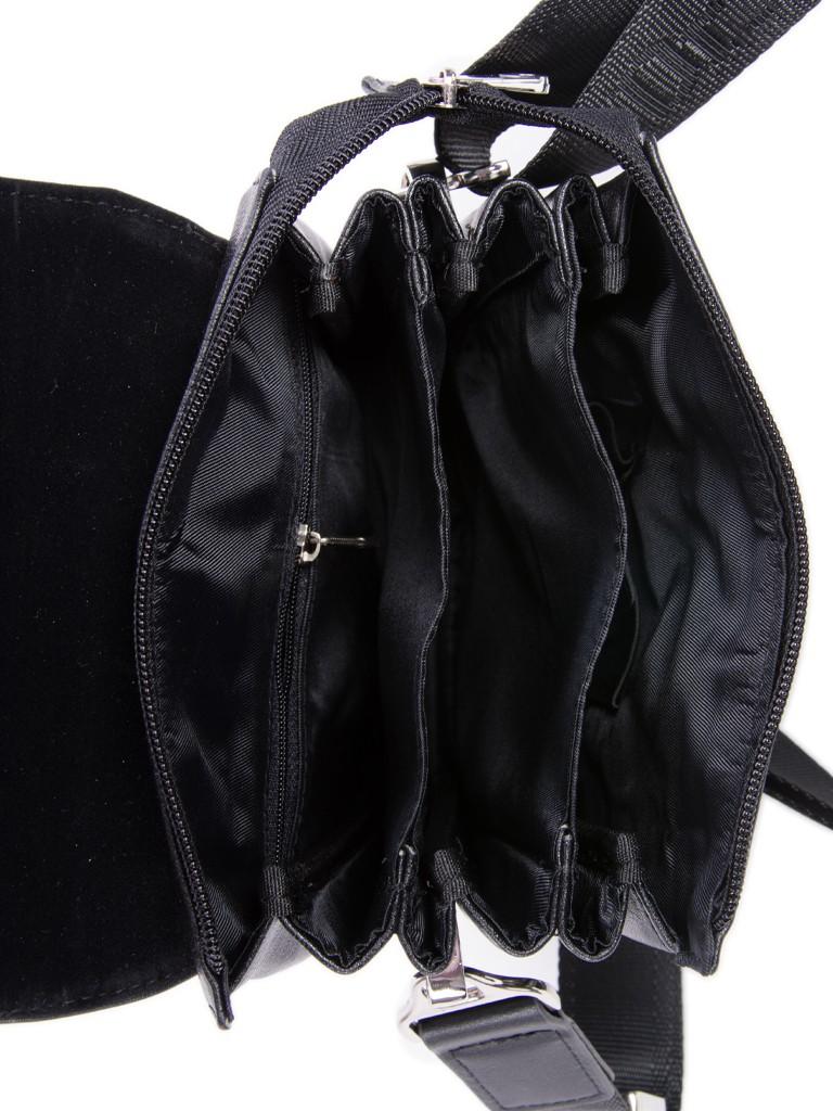 Сумка Мужская Планшет иск-кожа Bretton 8818 black - фото 4