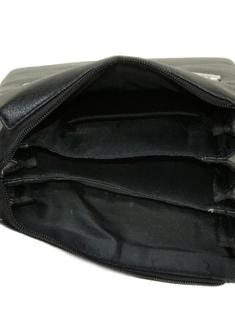 Сумка Мужская Планшет иск-кожа dr.Bond 8911 black - фото 4