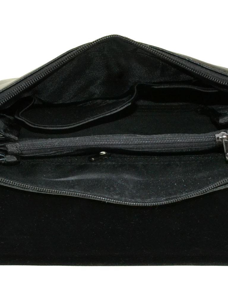 Сумка Мужская Планшет иск-кожа dr.Bond 9887-1 black - фото 4