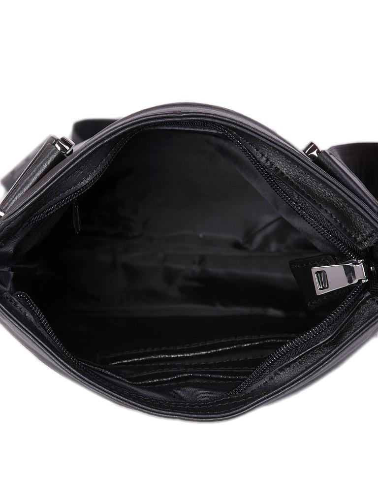 Сумка Мужская Планшет кожа Bretton 11961-2 black - фото 4