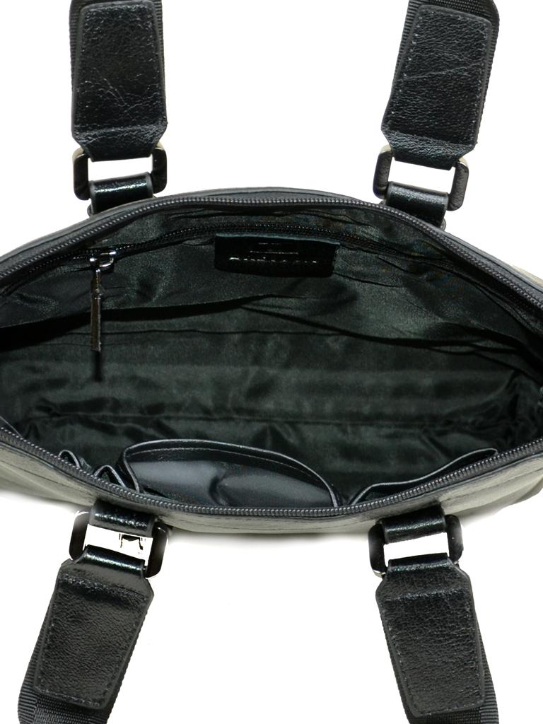 Сумка Мужская Планшет кожа Bretton 170131-3 black Распродажа