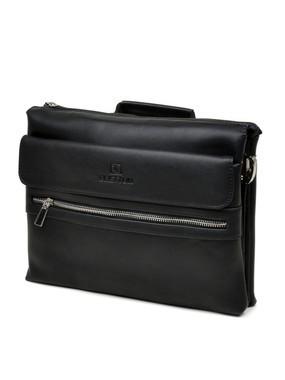 Сумка Мужская Портфель иск-кожа Bretton 8137-5 black